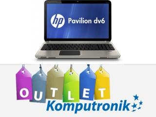 OKAZJA! HP Pavilion dv6-6160ew i7 6GB 750GB Win7