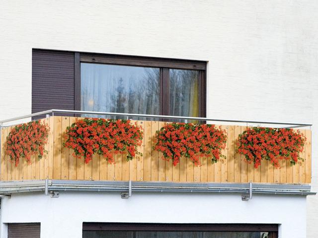 osłonka balkonowa