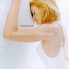 Płyta Madonny - Something To Remember