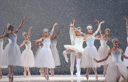 bilet na balet