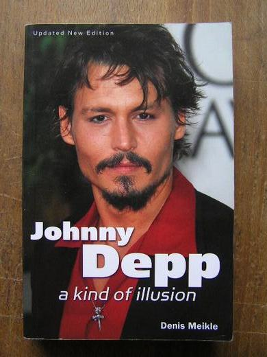 Johnny Depp  a kind of illusion