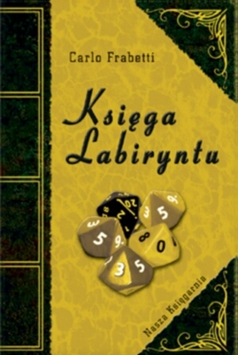 Księga Labiryntu - Carlo Frabetti