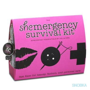 Zestaw ratunkowy Shemergency