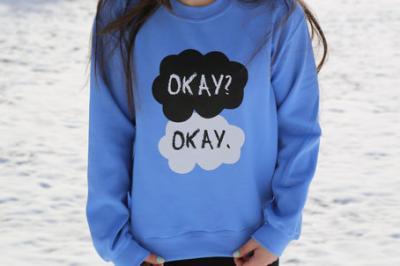 Bluza OKAY? OKAY