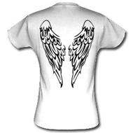 Bluzka- Dody skrzydła
