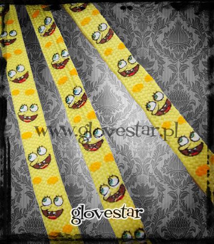Sznurówki Spongebob