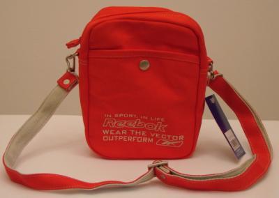 REEBOK młodzieżowa TOREBKA koloru czerwonego (504176651) - Aukcje internetowe Allegro