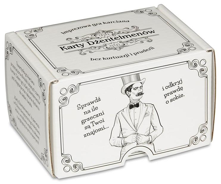 Karty Dżentelmenów
