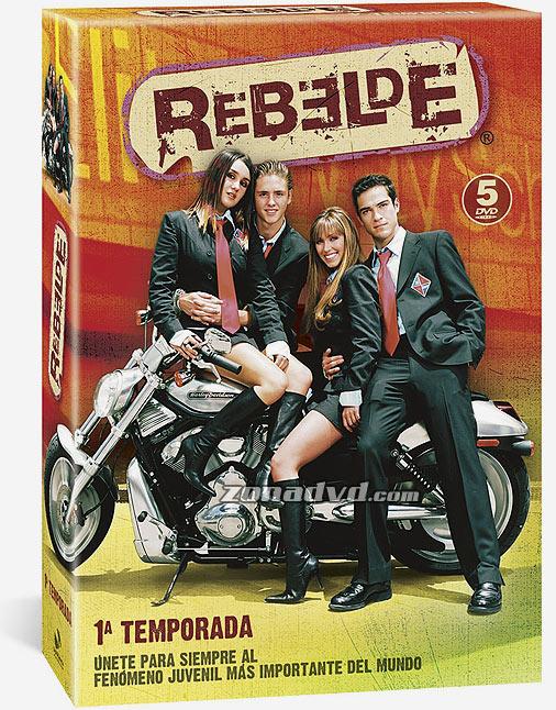 Zbutnowani (Rebelde) I temporada