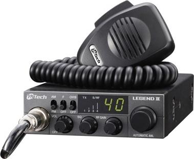 CB Radio M-Tech Legend II