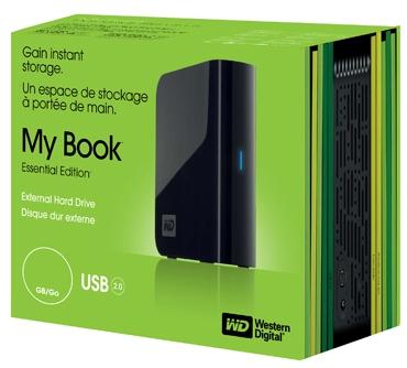 Dysk zewnętrzny WD CAVIAR HDD 500GB
