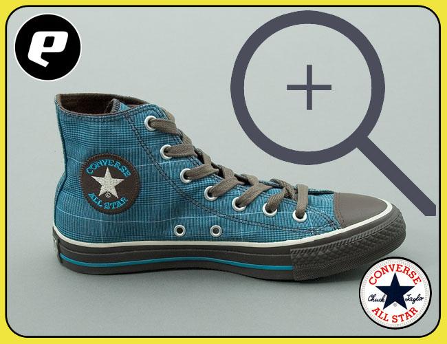 Trampki Converse All Star PRINCE HI BB (39.5) krata