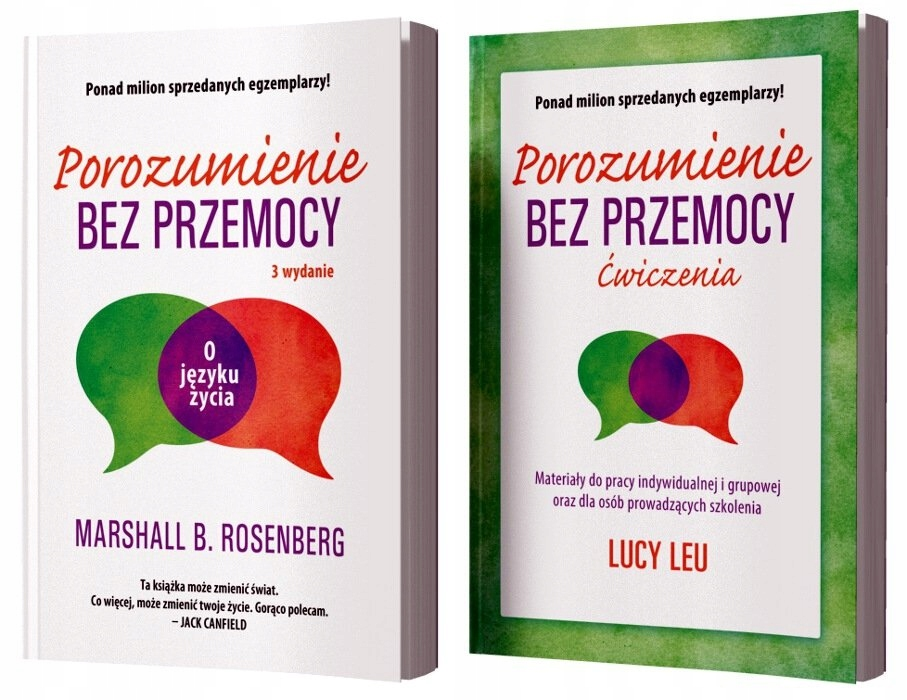 [BookPaka] Porozumienie bez przemocy + Ćwiczenia