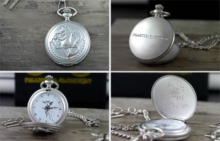 Srebrny zegarek alchemika