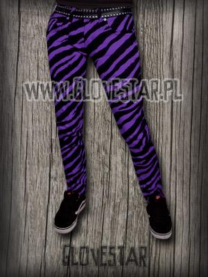Spodnie zebra GLOVESTAR