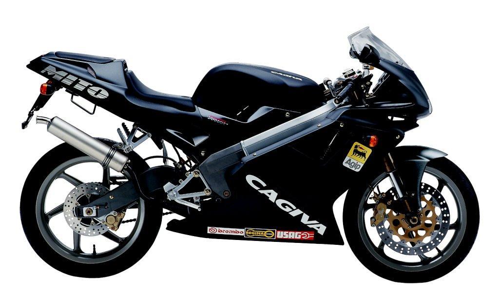 moto sportowy 125