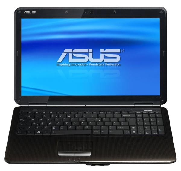 LAPTOP ASUS K50 15,6 HD 2x2,0GH 320GB GT205 NVIDIA