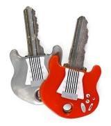 nakładka na klucze - gitara!