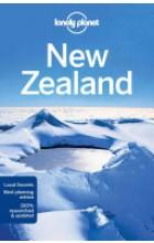 Przewodnik Lonely Planet po Noweh Zelandii (wyd. 2017 lub nowsze, anglojęzyczne)