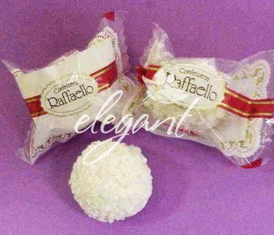 Pralinki kokosowe Rafaello Ferrero w każdej ilości :)