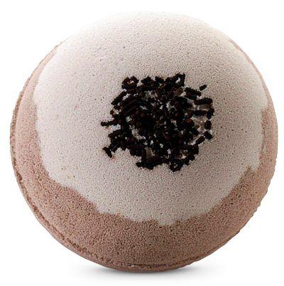 kula do kąpieli - czekoladowa