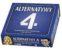 Alternatywy 4, gra planszowa