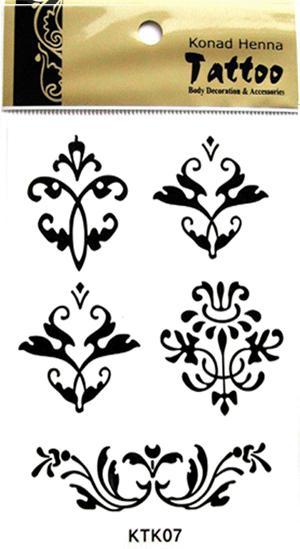 Tatuaże Z Henny Lista życzeń Niespodziankapl Dla Tych