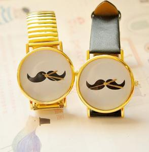 Zegarek wąsy