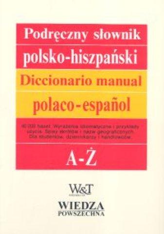 Słownik do j.hiszpańskiego