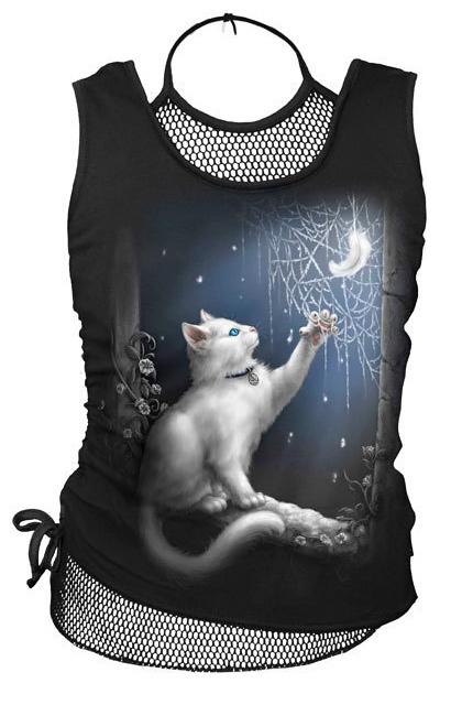 bluzeczka dziewczęca SNOW KITTEN