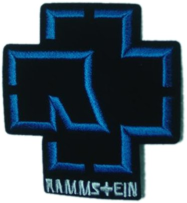 Naszywka Rammstein