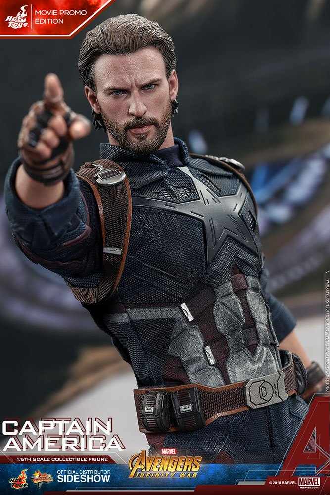 Steve Rogers- figurka TheHeroToys