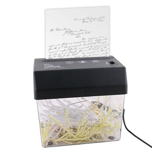 Mini niszczarka USB