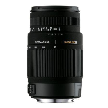 Obiektyw SIGMA 70-300mm