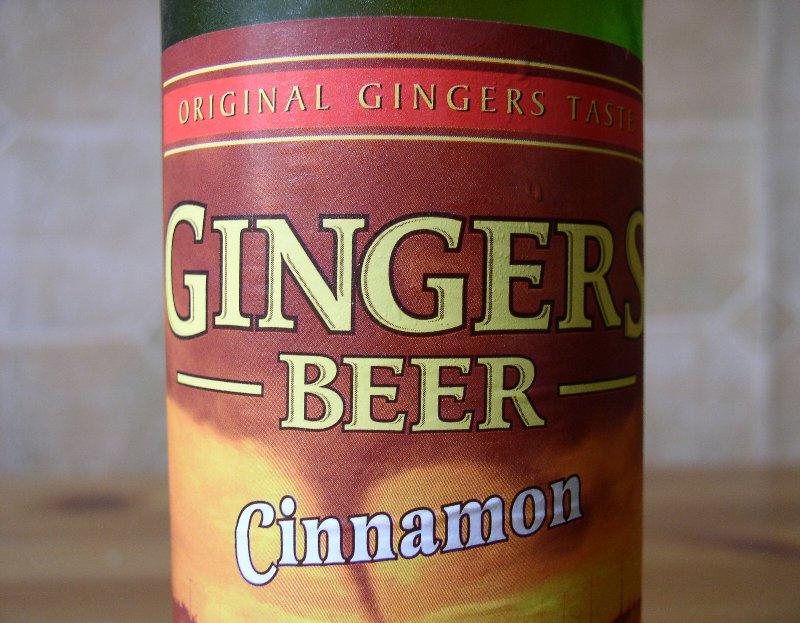 Piwo Gingers Cinnamon (Cynamonowy)