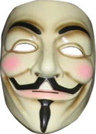 Maska V For Vendetta