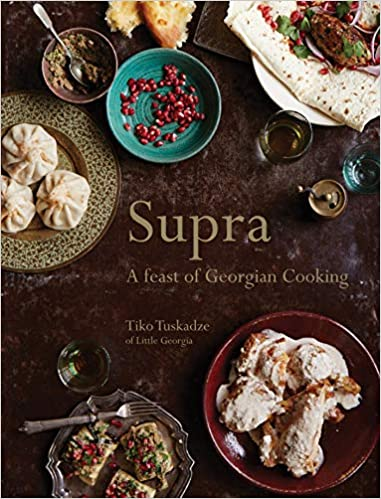 Supra - A feast of Georgian cooking, Tiko Tuskadze