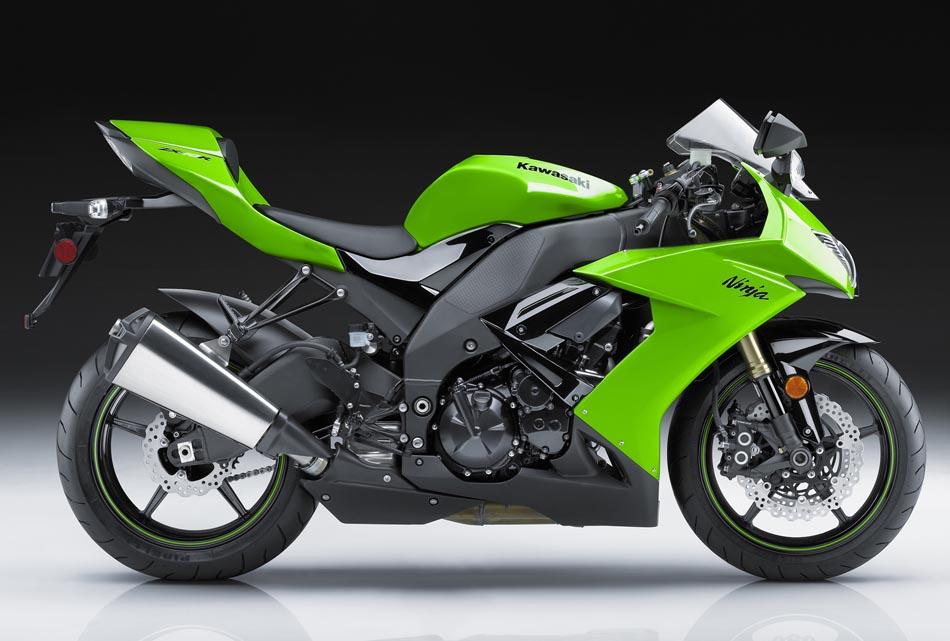 Kawasaki ZX-10R 2009