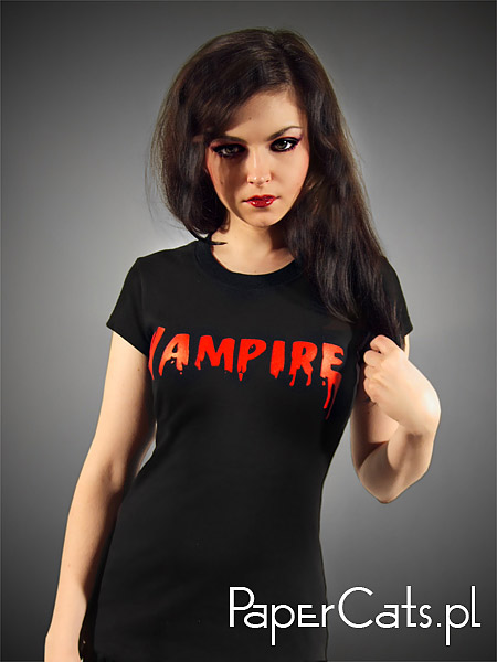 Koszulka Vampire.