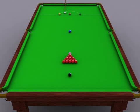 Stół do snookera
