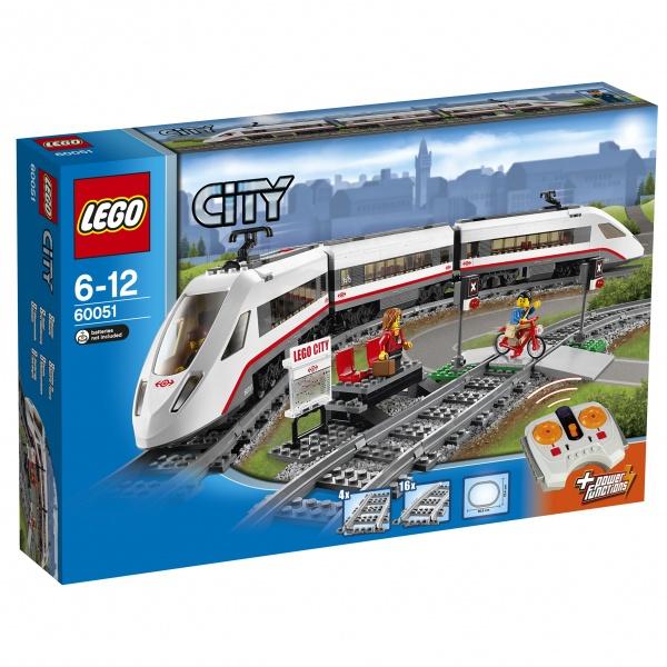 Lego City Pociąg