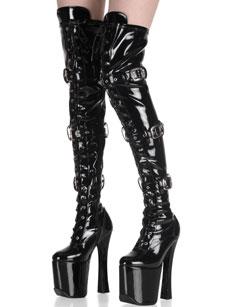 X-treme Fetish Boots by Demonia