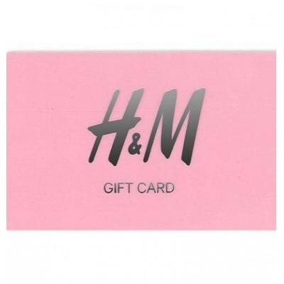 Karta prezentowa H&M !