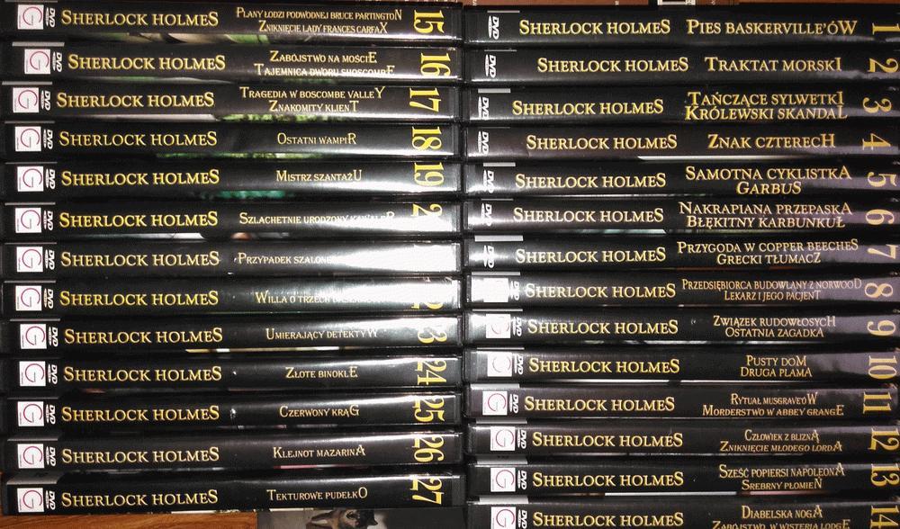 Wielcy Detektywi: Sherlock Holmes