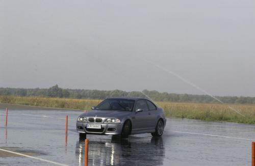 Doskonalenie techniki jazdy - etap I