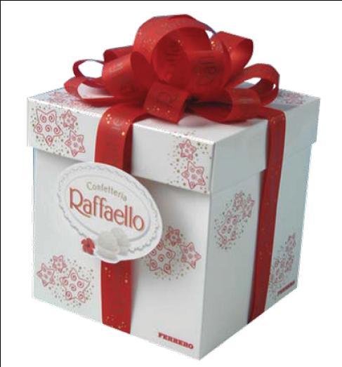pudełko Raffaello