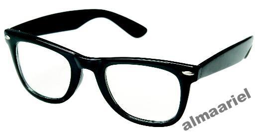 Okulary nerdy ^^
