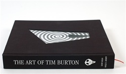 The Art of Tim Burton Standard Edition Book