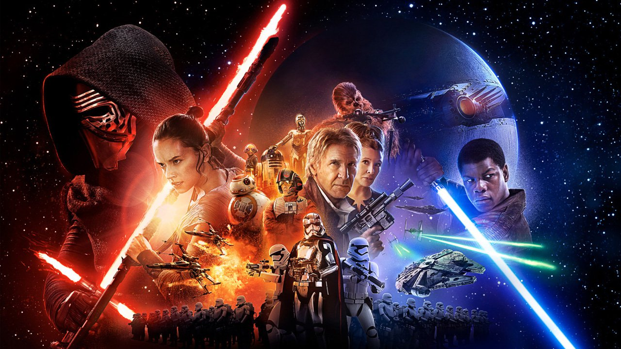 Gwiezdne Wojny: Przebudzenie Mocy DVD