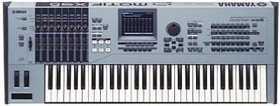 Yamaha MOTIF XS 6
